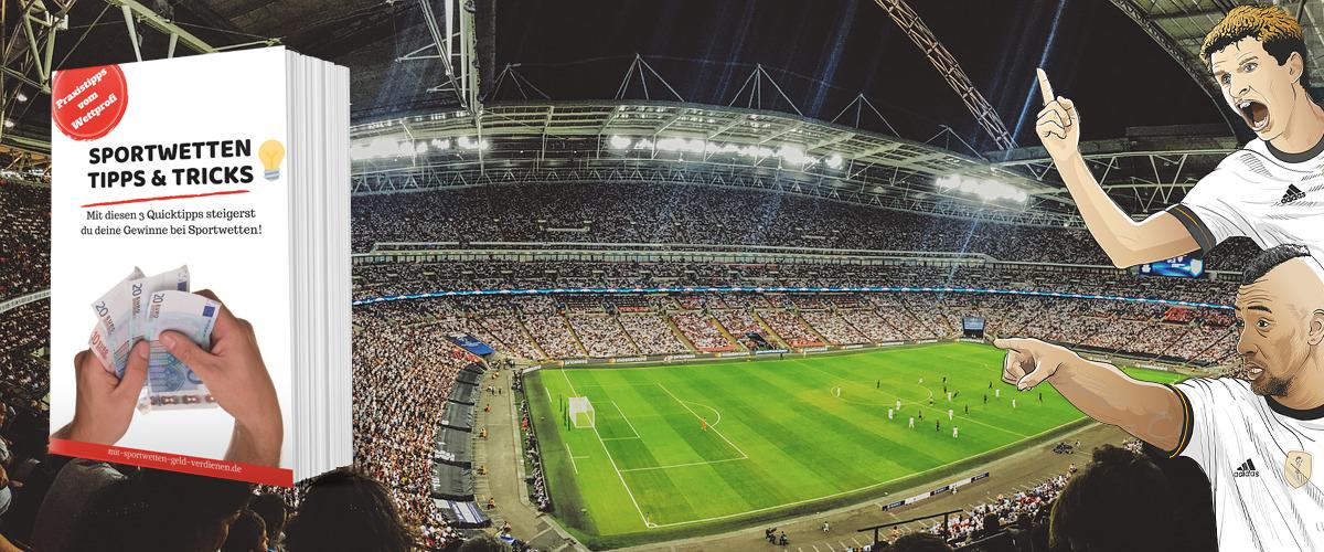 Geld verdienen mit sportwetten und fussballwetten